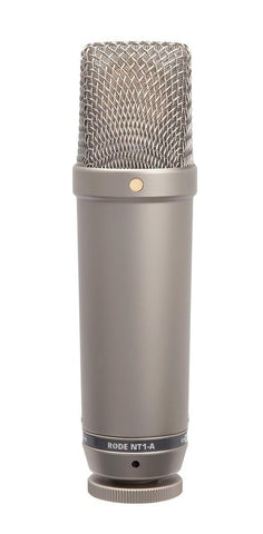 "Rode NT1A 1"" Cardioid Condenser Microphone"