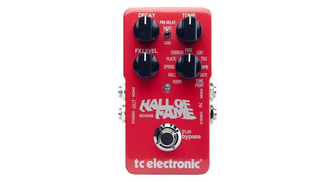 TC Electronic Hall Of Fame Reverb - Somerset Music