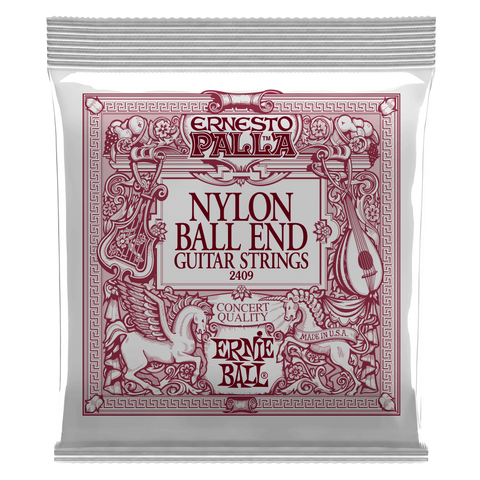 Ernie Ball - Ernesto Palla Ball End Nylon Classical Guitar Strings - Somerset Music