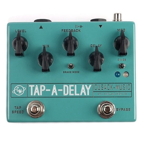 Cusack Music Tap-A-Delay - Somerset Music