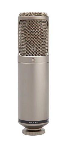 Rode K2 Variable Pattern Valve Mic - Somerset Music