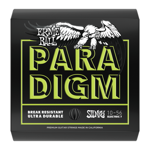 Ernie Ball Paradigm Slinky 7-String Electric Guitar Strings - Somerset Music