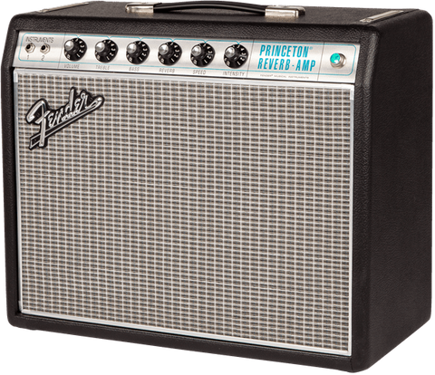 Fender '68 Custom Princeton Reverb 12 Watt Combo - Somerset Music
