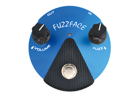 Dunlop Fuzz Face Mini Silicon Distortion - Somerset Music