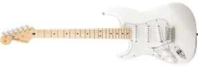 Fender Standard Stratocaster Maple Left Hand - Somerset Music