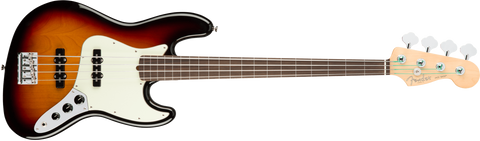 Fender American Professional Jazz Bass Fretless - Somerset Music