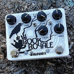 Mojo Hand FX Rook Royale Overdrive - Somerset Music