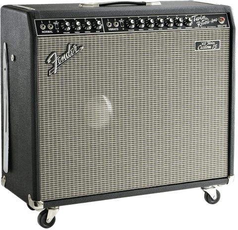 Fender '65 Twin Custom 15 85 Watt Combo - Somerset Music
