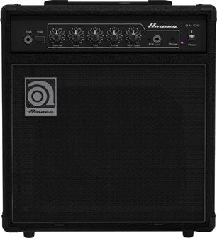 Ampeg BA-108 20W Bass Amp - Somerset Music