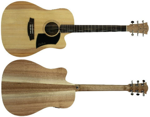 Cole Clark FL1EC Bunya Maple - Somerset Music