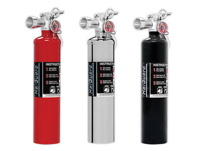 H3R 2.5LB Fire Extinguishers - Dry Chemical