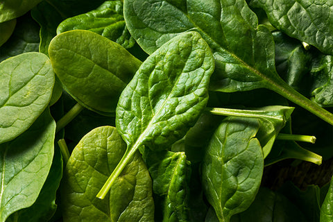 How to consume baby greens?