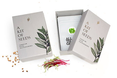 Seeds As Gifts