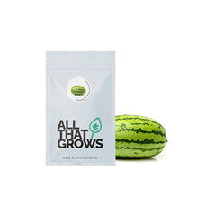 Watermelon Striped Oval Seeds