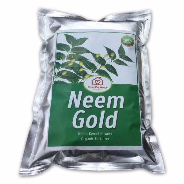 Neem Organic Fertilizer and Pest Repellant