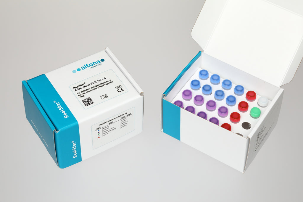 Altona RealStar® Adenovirus PCR Kit 1.0 IVD