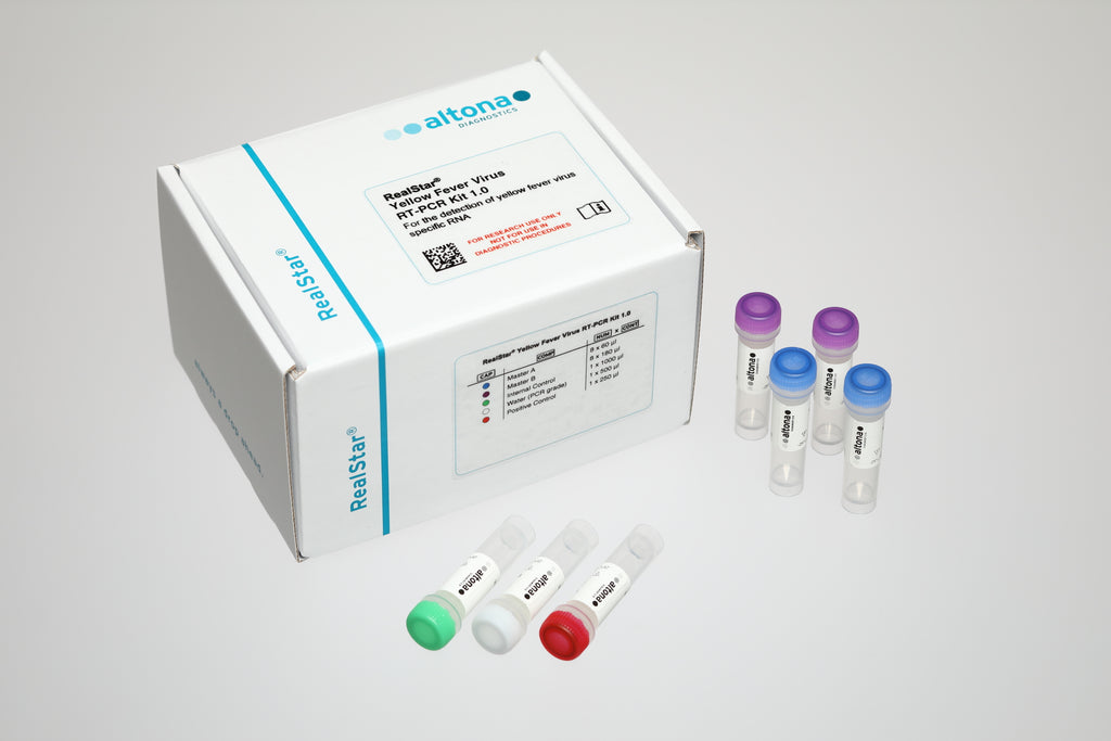 RealStar® Yellow Fever Virus RT-PCR Kit 1.0