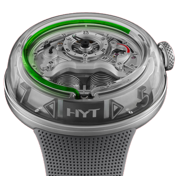 H1 Titanium Men's Watch