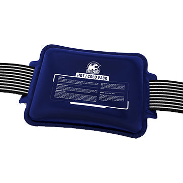 Large Ice Pack with Straps