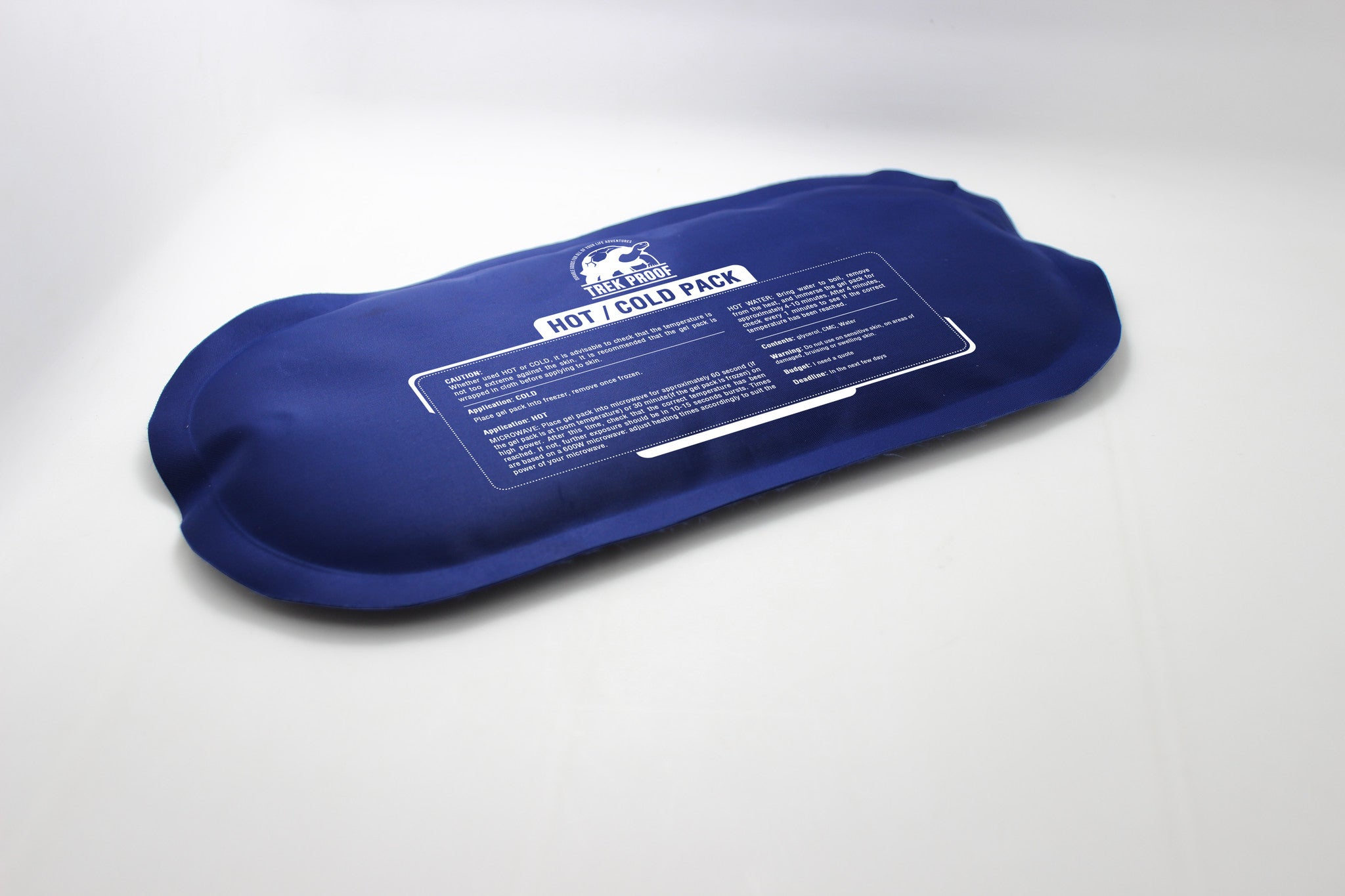 Premium Ice Packs(2) With Strap