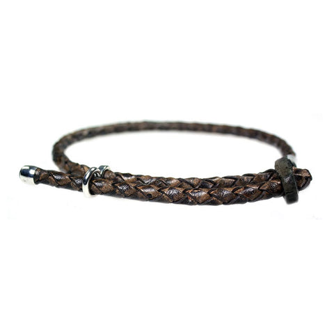 High-quality anklets for men. This anklet is fair trade and 100% Dutch h...