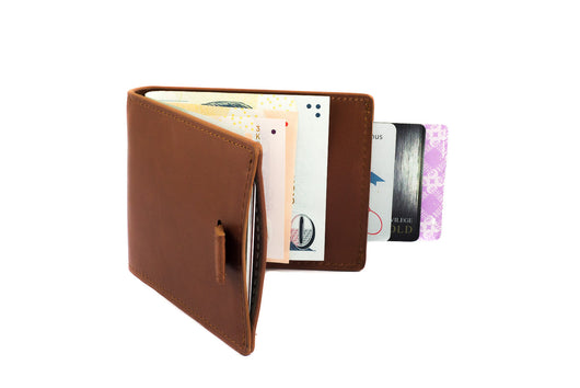 Bi-Fold Slim Wallet (imperfect) - Makketh Wallet