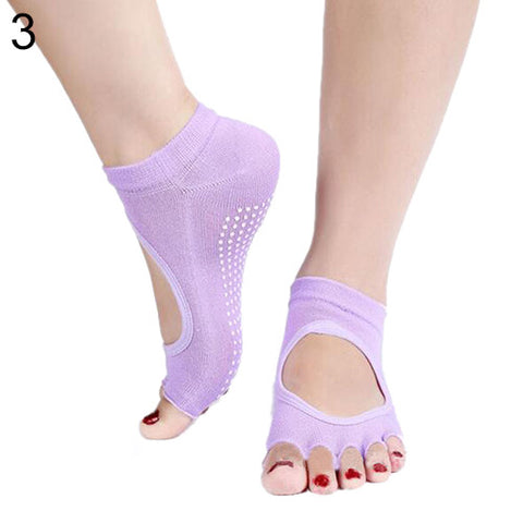 Yoga & Pilates Cotton Sports Socks