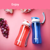 Leak-Proof Water Bottle (560ml)