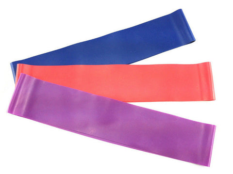 3pcs Mini Resistance Band