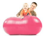 Peanut Shape Yoga & Pilates Exercise Ball