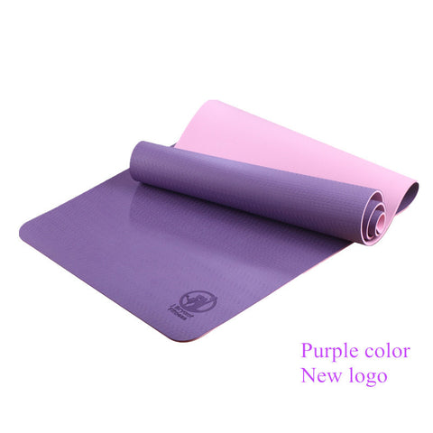 Yoga & Pilates Mat Three Parts 183*61*0.6