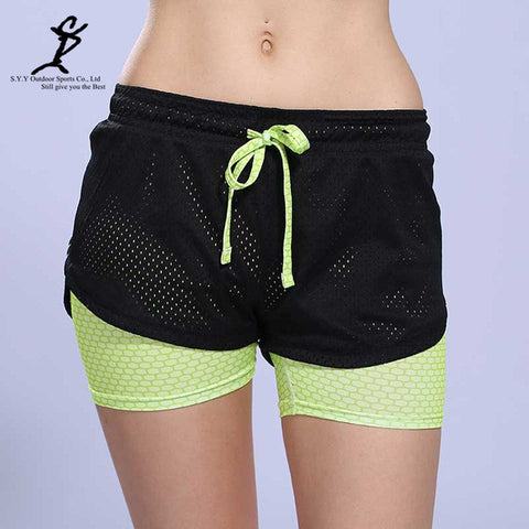 Compression Two Pieces Short