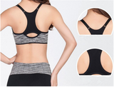 Crop Top Yoga Vest Bra