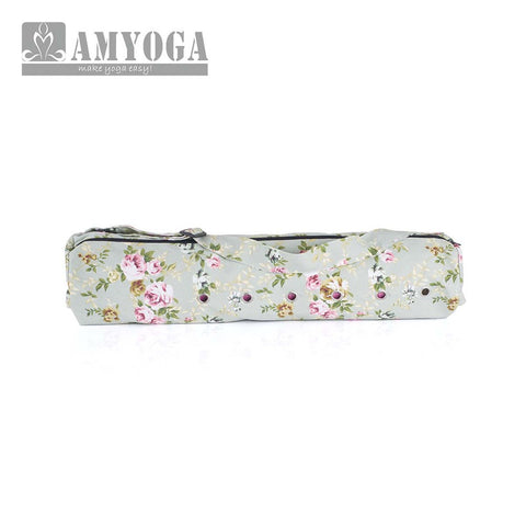 Canvas And Cotton Mat Bag - Light Green