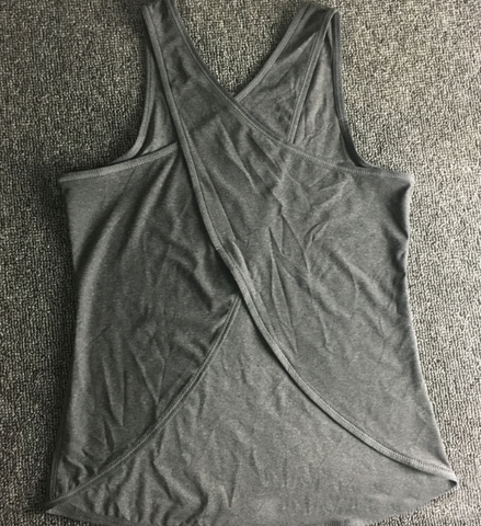 Sexy-Back Quick Dry Tank Top