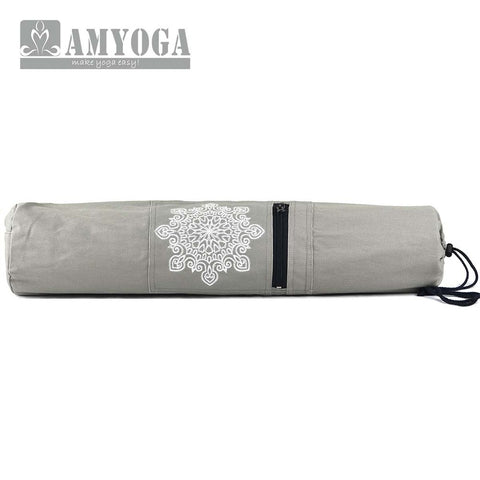 Canvas Mat Bag - Limited Light Grey
