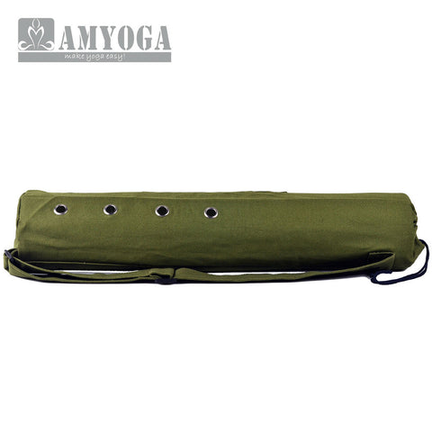 Canvas Mat Bag - Limited  Army Green