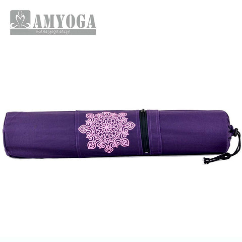 Canvas Mat Bag - Limited Plum