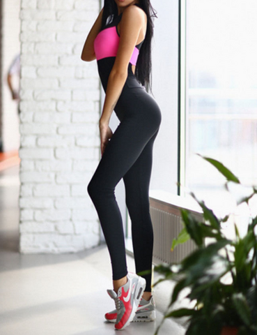 Yoga Jumpsuit Leggings