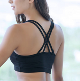 Strappy Yoga Tank Top