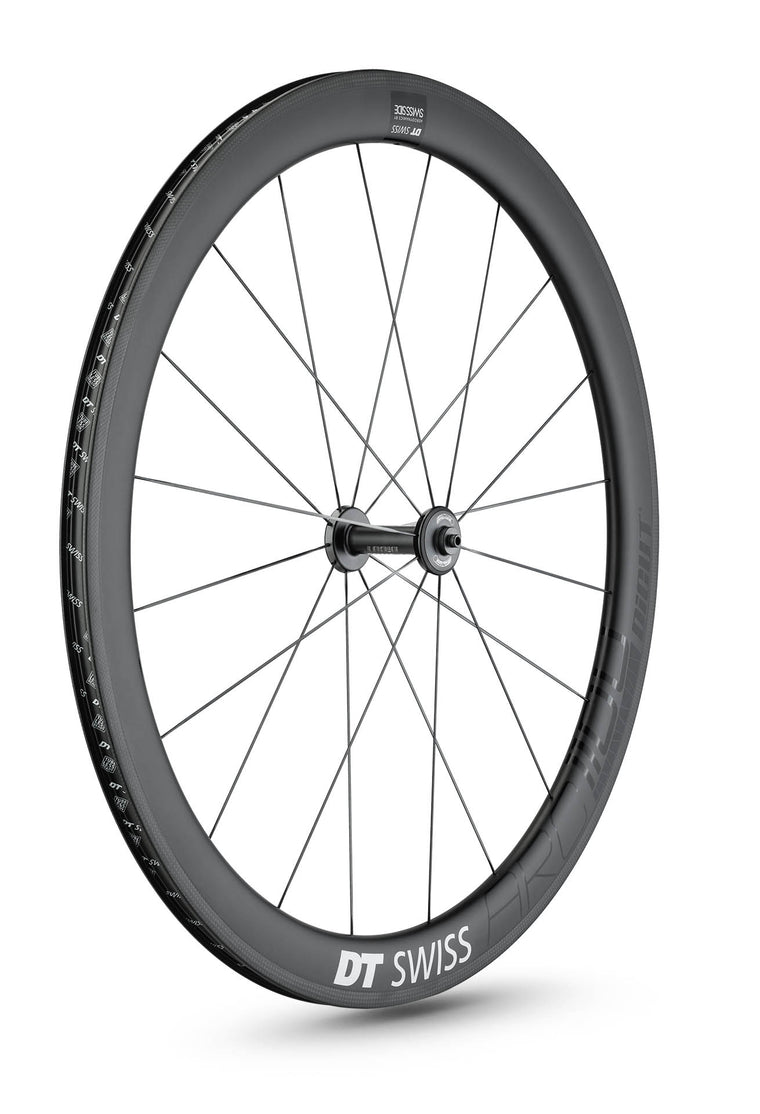 DT SWISS ARC 1100 DICUT® 48 NON DISC CARBON CLINCHER WHEEL (TUBELESS READY)