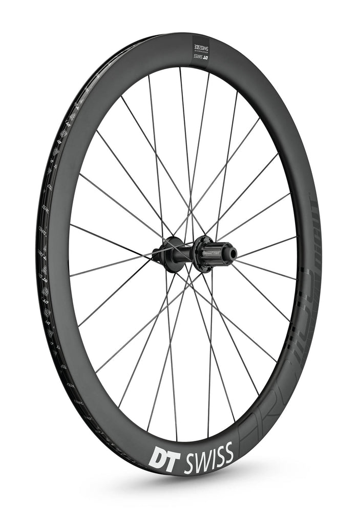 DT SWISS ARC 1100 DICUT® 48 DISC CARBON CLINCHER WHEEL (TUBELESS READY)