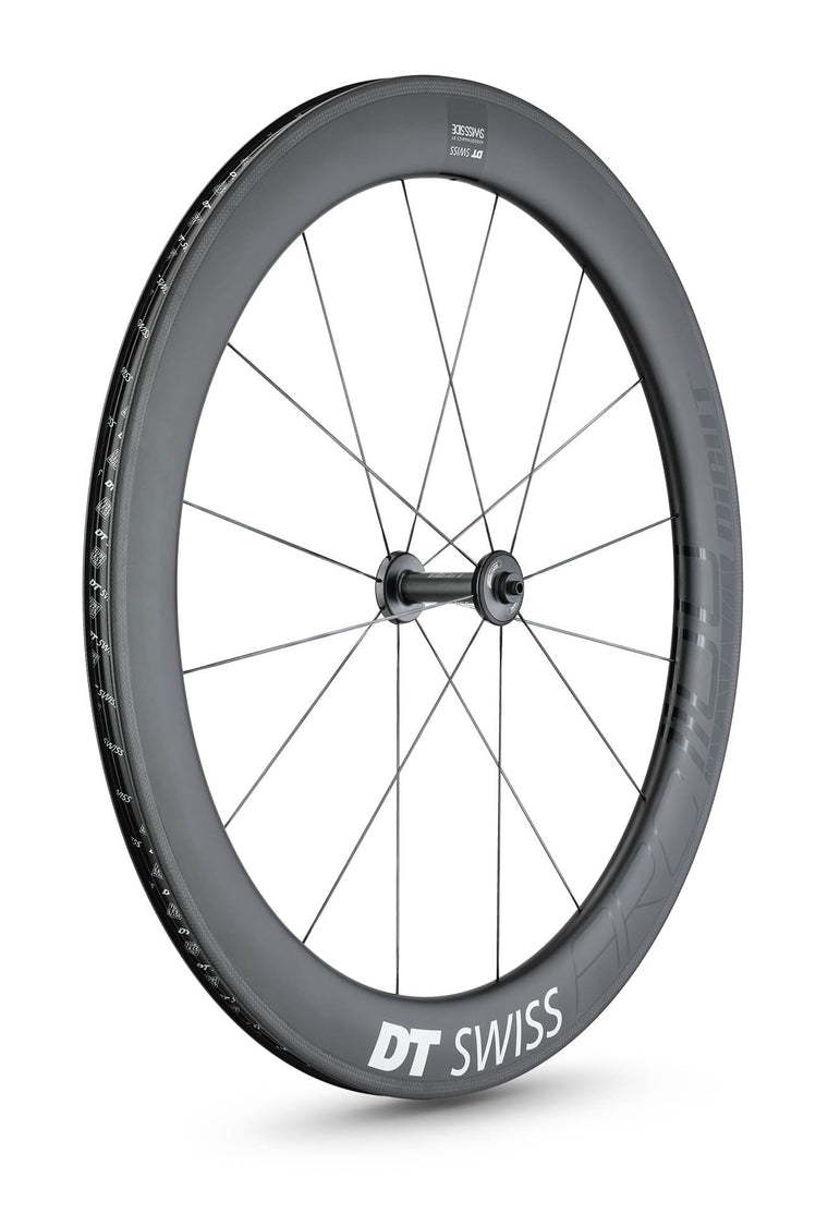 DT SWISS ARC 1100 DICUT® 62 NON DISC CARBON CLINCHER WHEEL (TUBELESS READY)
