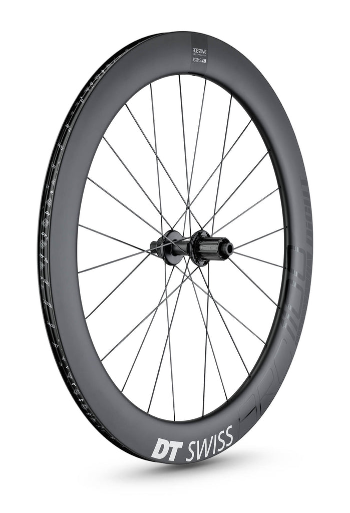 DT SWISS ARC 1100 DICUT® 62 DISC CARBON CLINCHER WHEEL (TUBELESS READY)