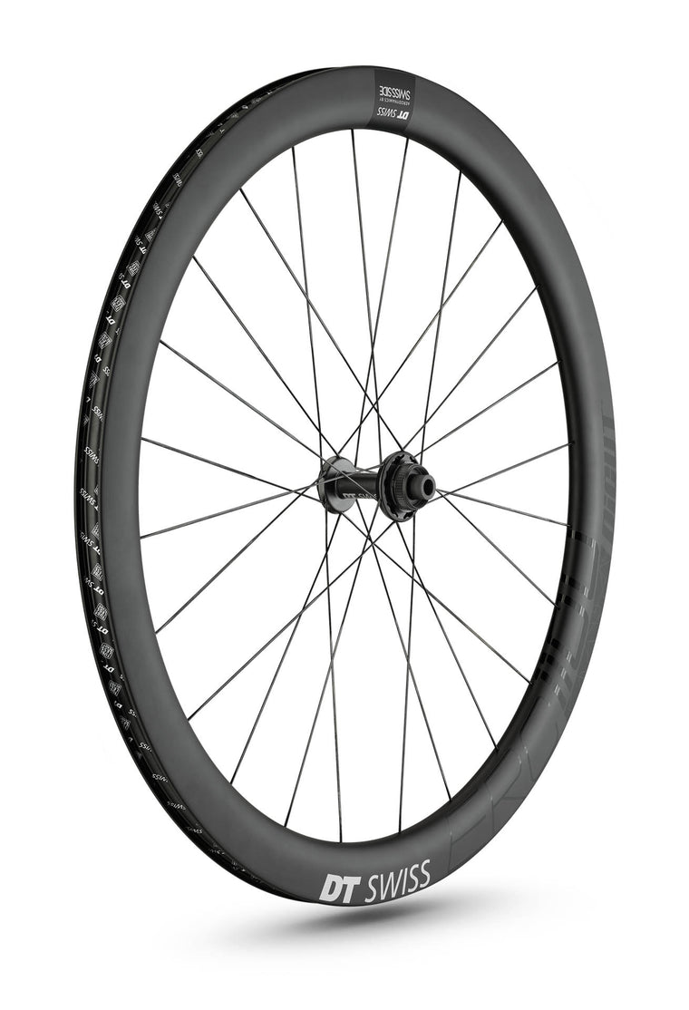 DT SWISS ERC 1100 DICUT® 47 DISC CLINCHER WHEEL (TUBELESS READY)