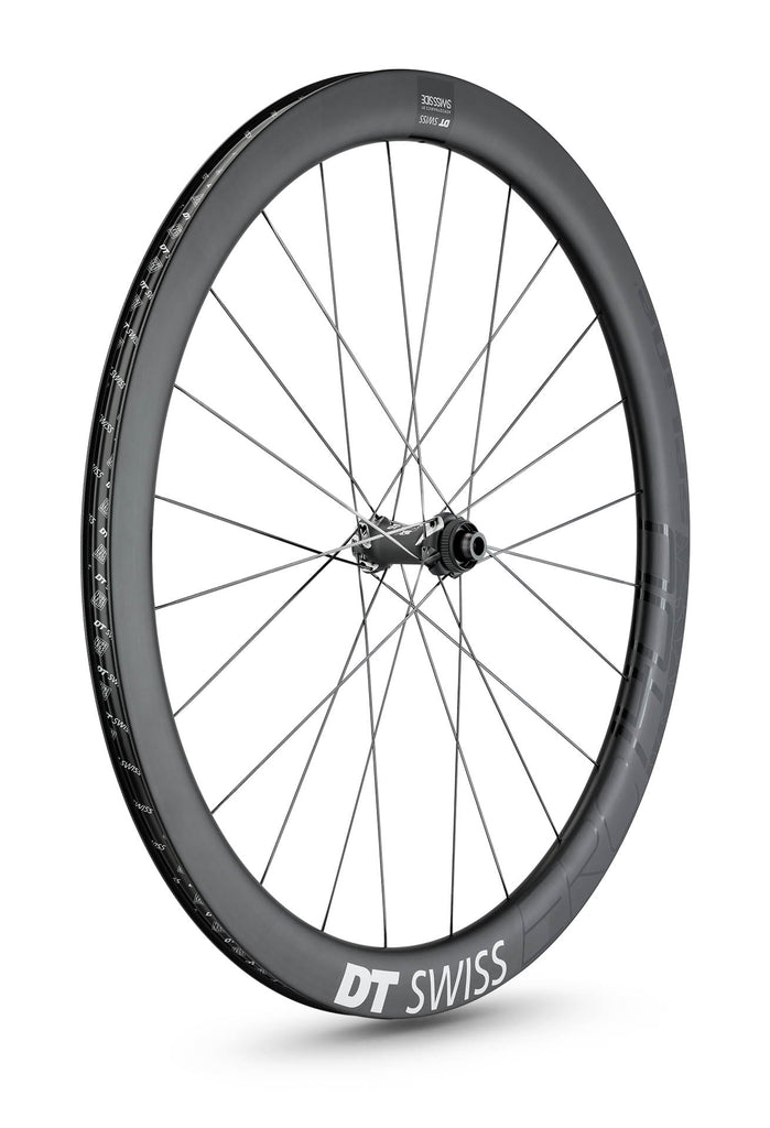 DT SWISS ERC 1400 SPLINE® 47 DISC CLINCHER WHEEL (TUBELESS READY)