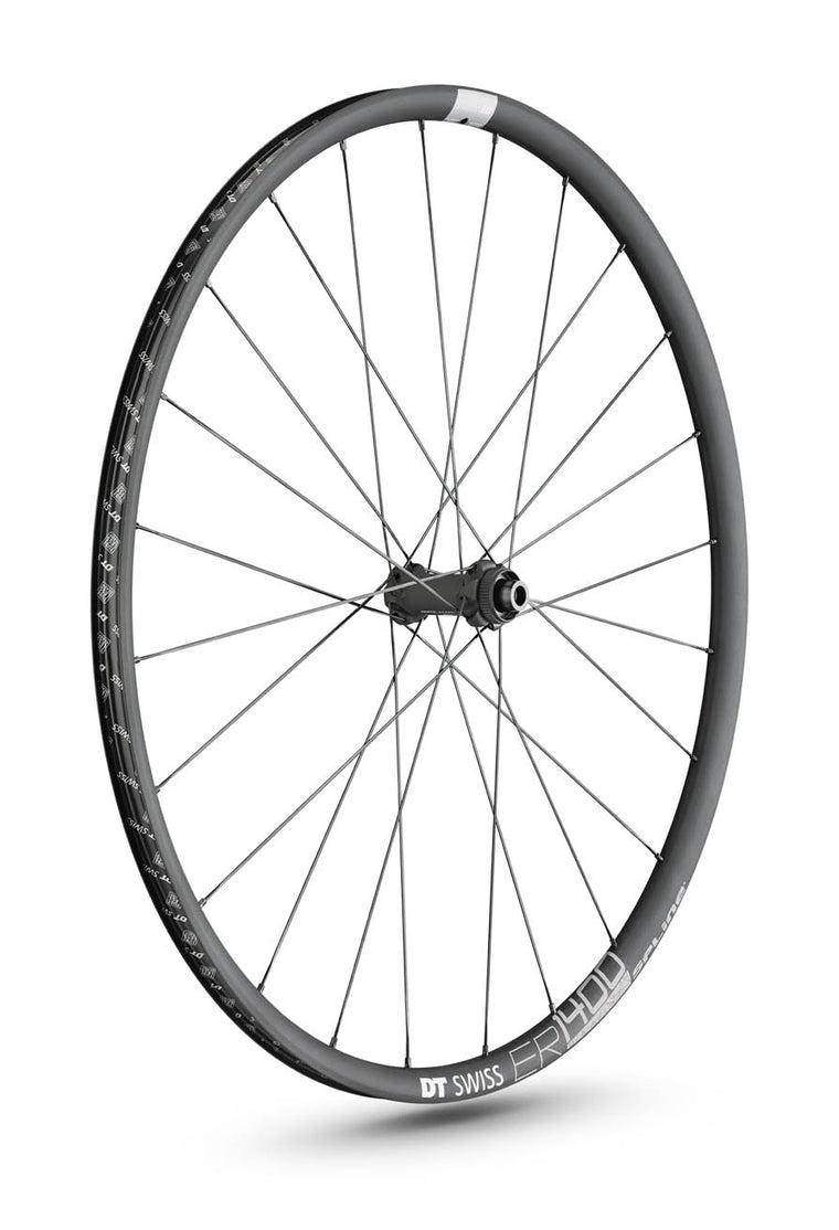 DT SWISS ER 1400 SPLINE® 21 DISC CLINCHER WHEEL (TUBELESS READY)
