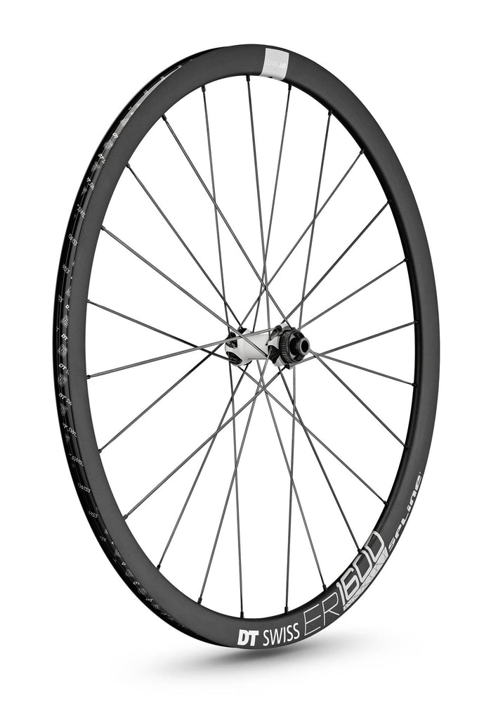 DT SWISS ER 1600 SPLINE® 32 DISC CLINCHER WHEEL (TUBELESS READY)