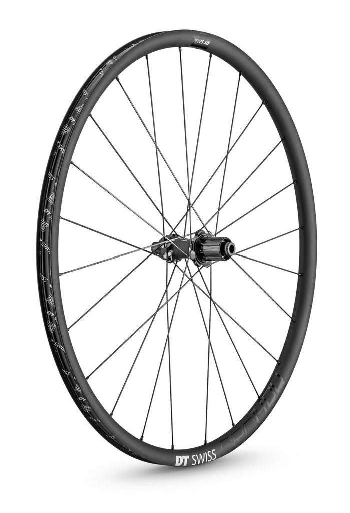 DT SWISS CRC 1400 SPLINE® 24 DISC CLINCHER WHEEL (TUBELESS READY)