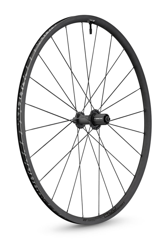 DT SWISS PR 1400 DICUT® OXIC 21 CLINCHER WHEEL (TUBELESS READY)